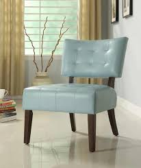 Blue And White Accent Chair Living Room Wonderful Blue Accent Chairs For Living Room With