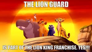Lion King Meme - the lion guard meme by rdj1995 on deviantart