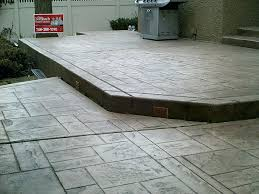 patio ideas concrete patio decorating ideas cement outdoor patio
