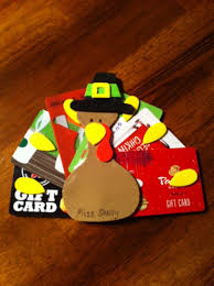 gift card idea for a thanksgiving gift november in