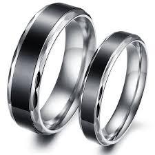 titanium wedding band reviews vintage titanium stainless steel mens promise ring