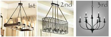 Pendant Lighting Over Kitchen Table - lighting over the farmhouse table the winner all things heart