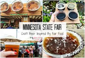 State Fair Map Mn Minnesota State Fair Where Beer Tastes Like Donuts And Cookies
