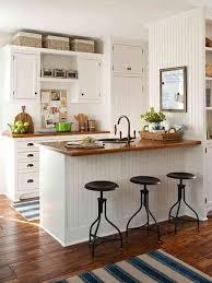 cuisine et comptoir 68 idées pour un comptoir de cuisine en bois design comptoir