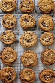 the best brown butter chocolate chip cookies joy the baker