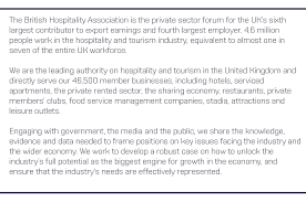 Kitchen Organization Chart Of A Large Hotel - british hospitality association bha join bha today from as