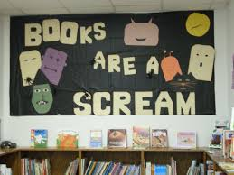 halloween bulletin board u2014 grand junction public library