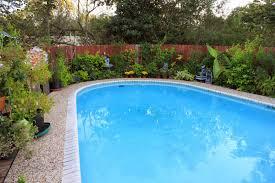 Backyard Pool Ideas by Plants Flowers Affordable Backyard Pool Ideas 2273