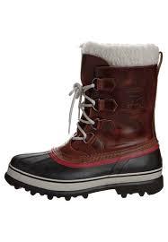 sorel duck boots slimpack sorel men boots caribou winter boots