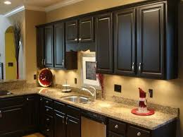painted cabinet home design