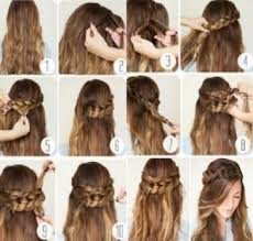 hairstyles with steps hairstyles step by step android apps on google play