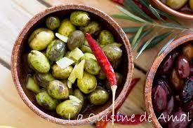 la bonne cuisine de a à z olives comment les preparer de a à z la cuisine de amal