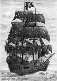 i think an old fashioned non tacky pirate ship or waves would make
