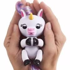 I Love Gigi Baby Clothing Amazon Com Fingerlings Interactive Baby Unicorn Gigi White
