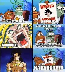 Broly Meme - kakarot meme by avengedsevenfoldftw memedroid