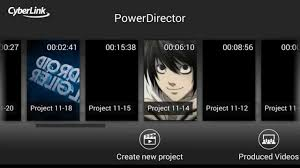 power apk by power director pro apk