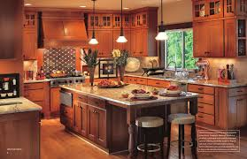 cabinets u0026 drawer country kitchen style brown stock kitchen