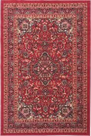 ottohome collection persian heriz oriental design red area rug 5