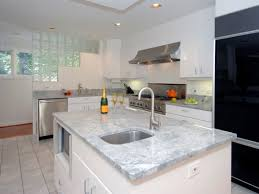furniture white quartzite countertops with white wood kitchen