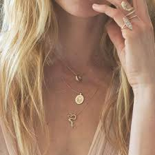 rose gold snake necklace images Necklaces iconery jpg