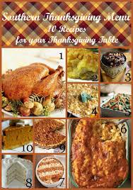 Thanksgiving Menu 2014 Best 25 Southern Thanksgiving Recipes Ideas On Pinterest