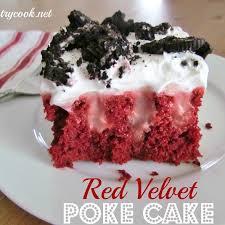 cake directions velvet poke cake recipe by leeanne c key ingredient