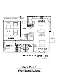 Multi Generational Floor Plans by Legacy Homes