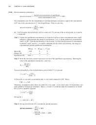 chang chemistry 11e chapter 15 solution manual