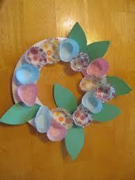 spring easter wreath craft diy u2013 let their light shine