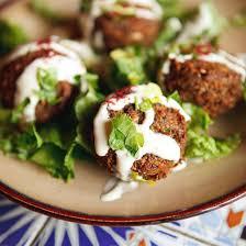 cuisine libanaise recette recette falafels libanais express