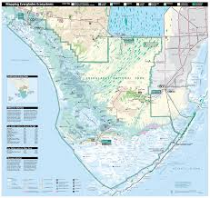 Map Of United States National Parks by Everglades National Park Writework