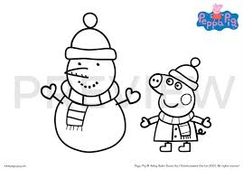 peppa pig christmas activities free printables stay mum