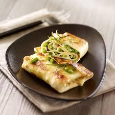 cuisiner haricot vert recette crépinettes de petits pois haricots verts et oignons de