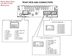mazda stereo wiring diagram mazda wiring diagrams instruction