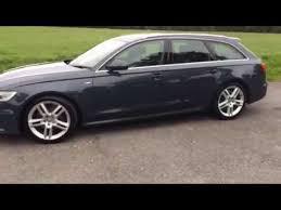 audi 2 0 diesel audi a6 2 0 tdi turbo diesel 177 ps s line avant estate 6 speed