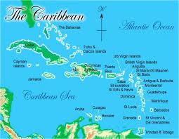 Map Caribbean 28 Carribean Caribbean Map Caribbean Archives Precious