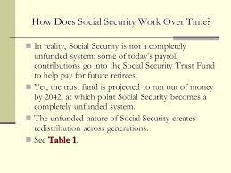 social security time table chapter 13 social security ppt download
