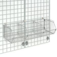 Wire Bathroom Shelving by Wire Wall Shelf Woodland Imports Multi Purpose Metal Wire Wall