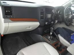 mitsubishi suv 2016 interior japanese car auction find 2007 mitsubishi pajero suv japanese