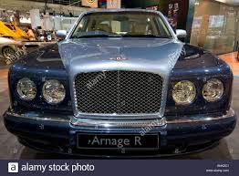 bentley arnage r bentley arnage r sydney international motor show 2004 stock photo