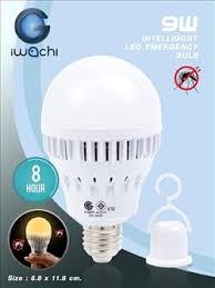 iwachi 9w mosquito repellent led lamp bulb from chilindo com auctions