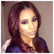 cyn santana hair cyn santana cyn santana pinterest bob bangs red bob and bobs