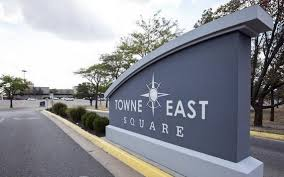 Towne East Mall Map Towne East Square To Host Holiday Job Fair The Wichita Eagle