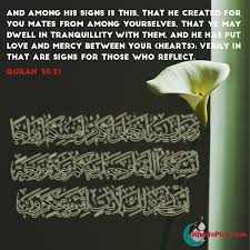 marriage quotes quran partners from among yourselves quran