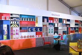 february the insider page bazaar wall at pop up restaurant by zone