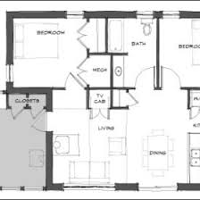 small guest house floor plans small guest house plan guest house floor plan tiny home floor