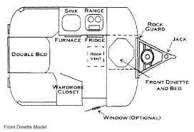 Outback Floor Plans The Outback Trillium Specifications Trillium Trailers