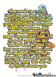 Pokemon Birthday Meme - pokemon poem by crese1127 meme center