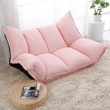 canap chaise longue réglable tissu pliage chaise longue canapé chaise de chaussée canapé