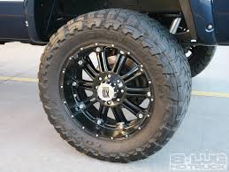 Classic Ford Truck Rims - with 20